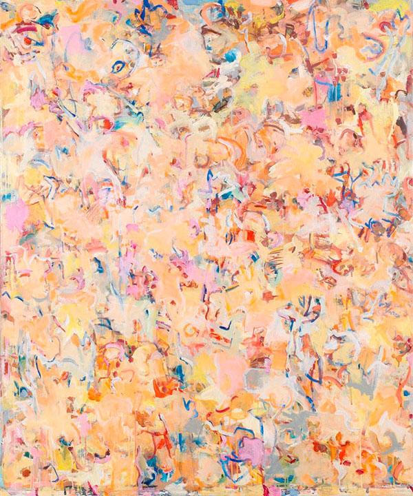 Bethlehem 4, 2010, 120 cm x 100 cm, Öl auf Leinwand